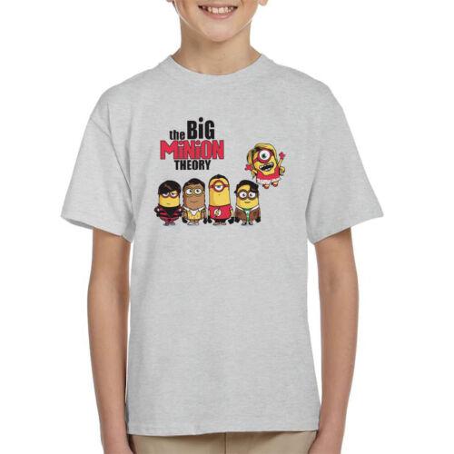 La Teoria del Big Bang Servitore KID/'S T-shirt
