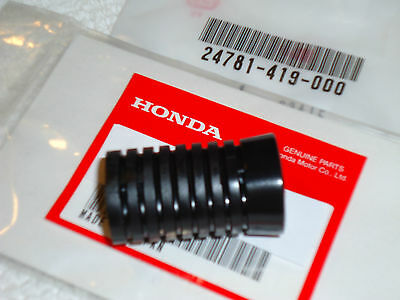 Honda Gear Change Shift Shifter Rubber OEM CB900 CB1000 CB1100 FT500 NX650