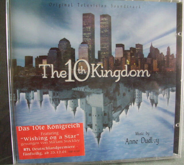 The 10th Kingdom- OST by Anne Dudley WIE NEU
