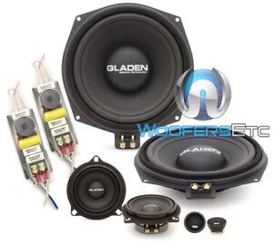 gladen one 201 bmw alpha 8 4 85w rms 3 way component speakers rh ebay com BMW Motorcycle Wiring Harness Tape Engine Wiring Harness