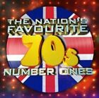 The Nation's Favourite 70s Number Ones by Various Artists Audio CD Discs 1 Pop