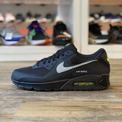 Nike Air Max 90 Gr.44 Sneaker Schuhe schwarz CV1634 001