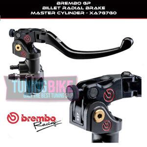 BREMBO RADIAL BRAKE MASTER CYLINDER 19X18 FOR SUZUKI GSX-R1000 2007