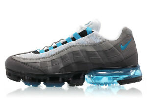 big sale 92a86 1483e Details about Nike Air VaporMax 95 Neo Turquoise | AJ7292-002 Shoes Men