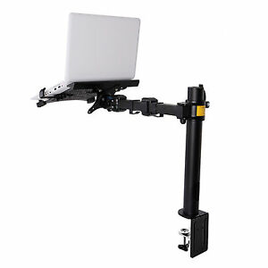 Fleximounts Laptop Stand Lcd Arm Desk Mount Holder Fits