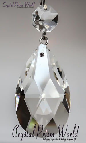 10 Replacement Chandelier Crystals /& Hanging PrismsBy Crystal Prism World