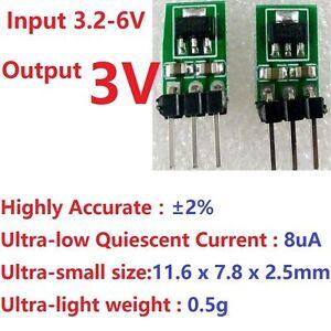 2x-3-7V-5V-to-3V-DC-DC-Step-Down-Power-Supply-Buck-LDO-Module-Regulator-Board