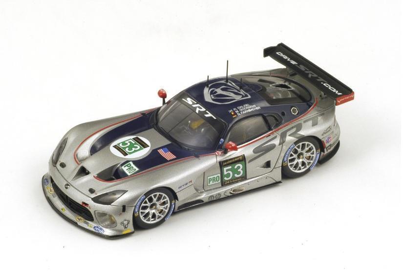 SRT Viper GTS-R  53 Goossens-Farnbacher  Le Mans   2013 (Spark 1 43   S3766)  économiser jusqu'à 70% de réduction