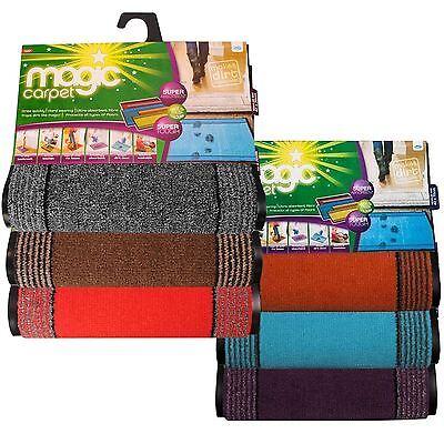 Jml Magic Carpet Piccolo 40cm X 70cm Assorbente Bagno Bagno Cucina Auto Tappetino Porta-