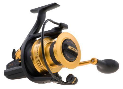 CLEARANCE - Penn Spinfisher V SSV 7500 LC LONG CAST  Reel + Warranty - BRAND NEW