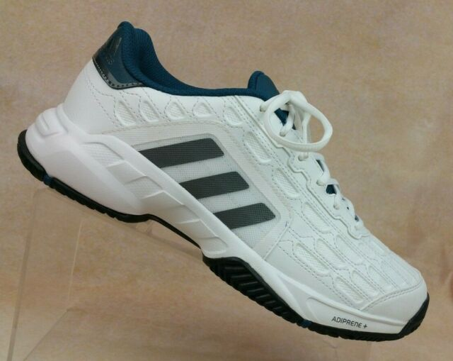 Adidas Barricade Court 2 White Tennis Court Sport Shoes AF6781 Men's US 7 EUR 40