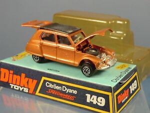 DINKY-TOYS-MODEL-No-149-CITROEN-034-DYANE-034-SALOON-VN-MIB