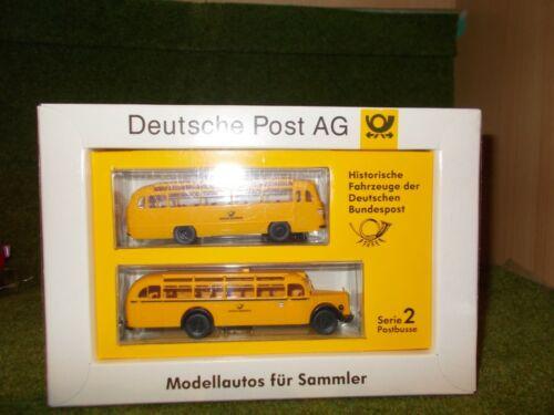 Deutsche Post Serie 2 Brekina Set