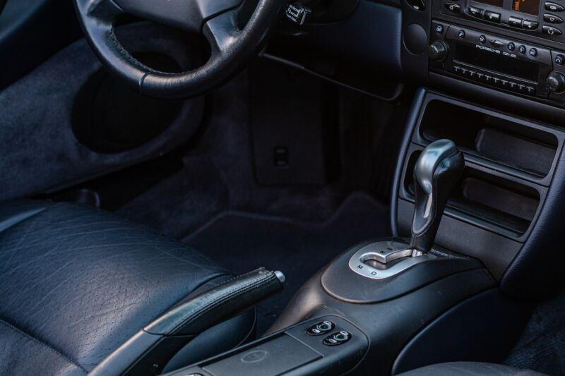 Porsche Boxster Tiptr. - 8