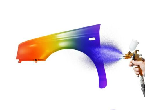 Seat Altea 2004-2015 Garde-boue avant professionnellement laqué en couleur de votre choix NEUF
