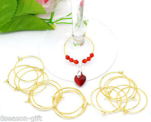 500-Gold-Plated-Wine-Glass-Charm-Rings-29mmx25mm-HX