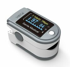 Santamedical Generation 2 SM165 Fingertip Pulse Oximeter Oximetry Blood Oxygen