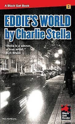 Eddie's World (Black Gat Books) by Stella, Charlie, NEW Book, FREE & FAST Delive