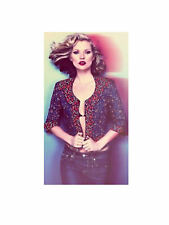 Topshop Kate Moss Liberty Print Quilted Vintage Folk Paisley Crop Jacket UK10 12
