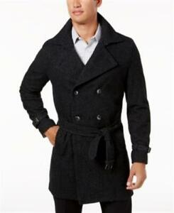 705c5342275 Image is loading INC-International-Concepts-Double-Breasted-Trench-Coat -Mens-