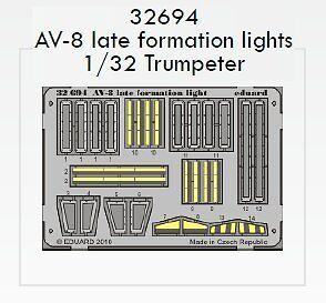 Eduard 1//32 AV-8 Late Formation Lights # 32694