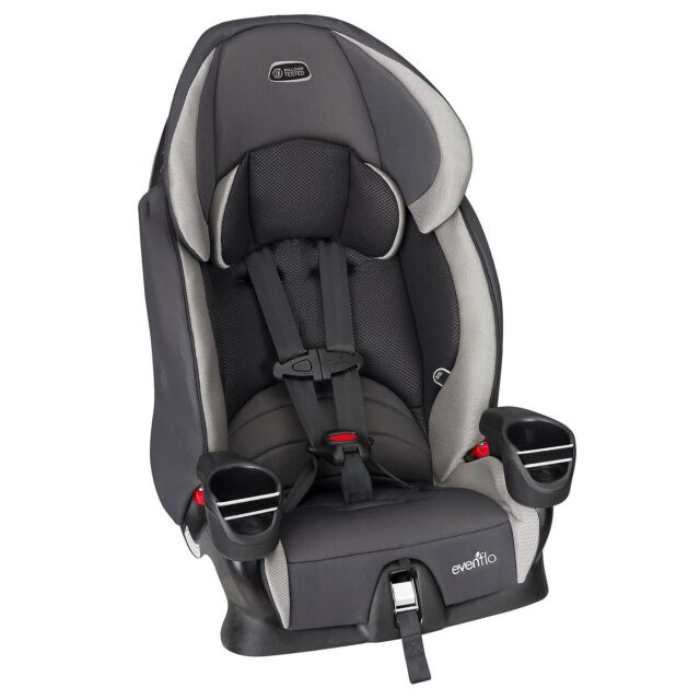 Evenflo Maestro Harnessed Booster Car Seat For Kids Provo