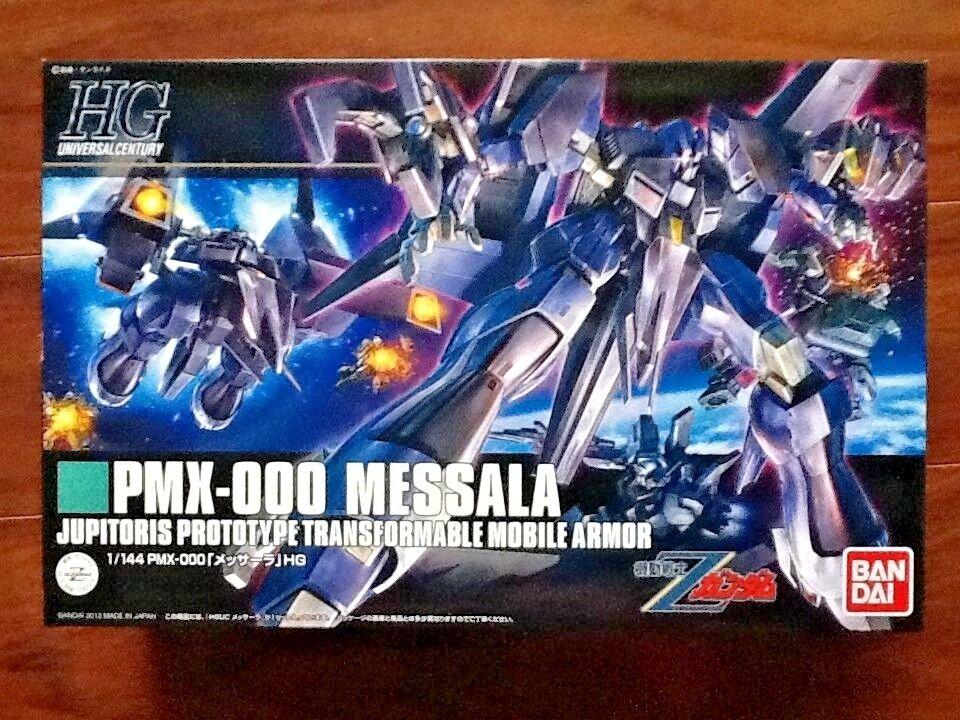 Badai 1   144 Gundam Hg serie pmx - 000 messala Gundam último modeloo NIB ¡Badai 1   144 Gundam Hg serie pmx - 000 messala Gundam último modeloo NIB