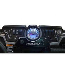 Polaris RZR XP 1000 Center Dash Panel Custom USA Performance Part Aluminum Black