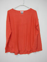 Old Navy Lightweight Long Sleeve Sweater - Womens Large - Coral -
