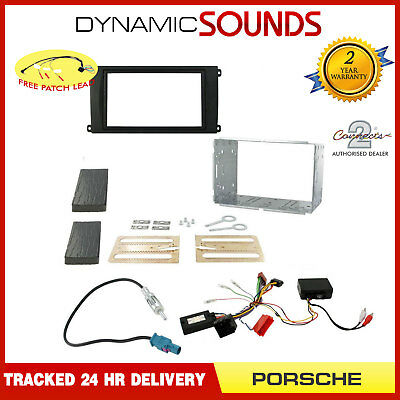 2002-2006 Full Bose Single DIN Car CD Stereo Fascia Kit de montage pour AUDI A4