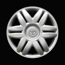 Hubcap For Toyota Camry 2000 2001 Genuine Oem Factory 15 In Wheel Cover 61104