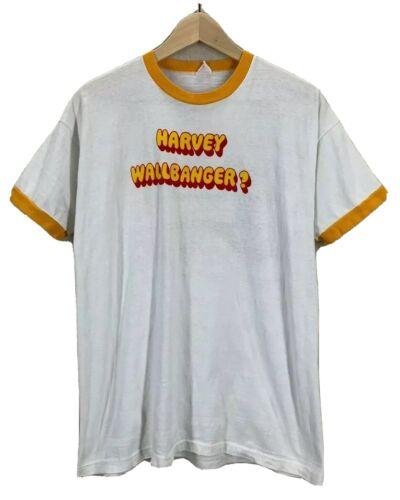 Vintage 60s Champion Runningman Tag Harvey Wallban