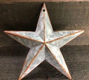 Galvanized-Metal-Barn-Star-10-inch-Country-Farmhouse-Decor
