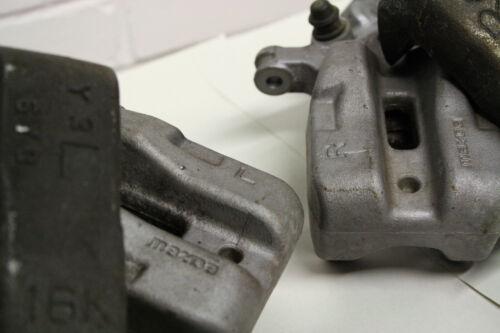 Mk3 calliper FULL SET Mazda MX5 BRAKE CALIPER 05-15 NC