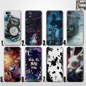 iphone 8 case alice in wonderland