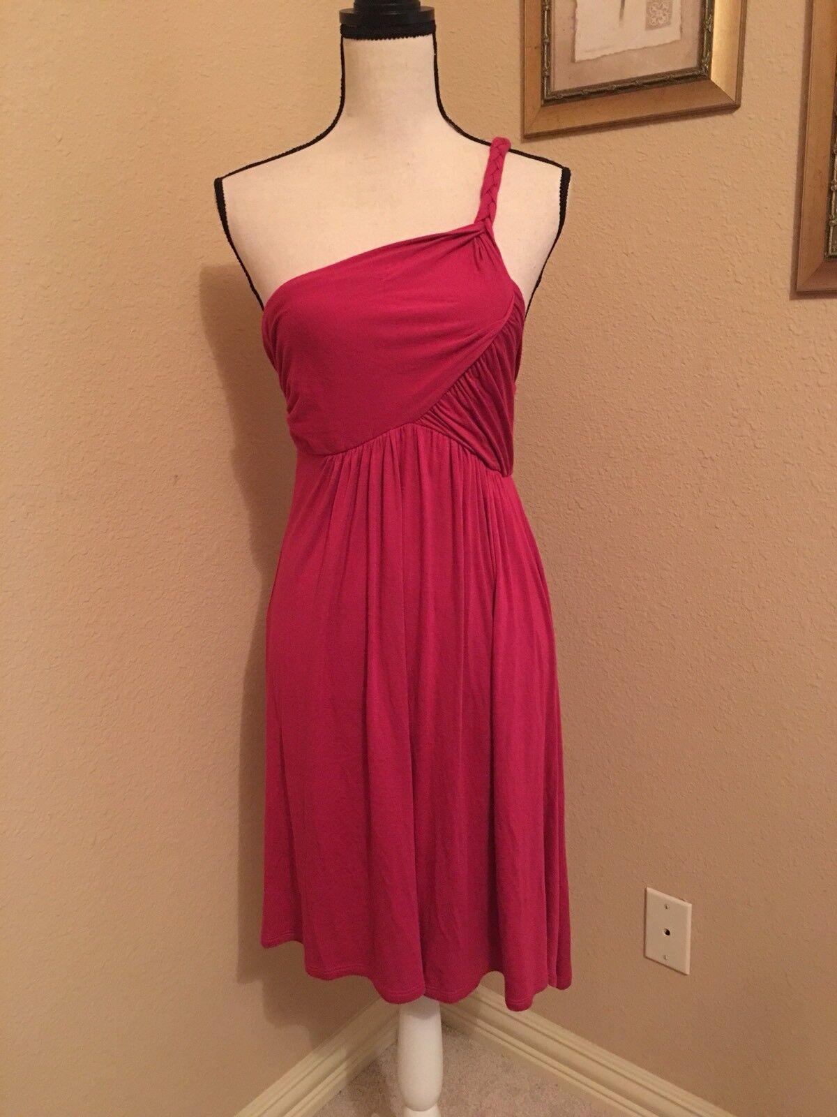 Cache Größe M Medium NWT One Shoulder Summer Dress