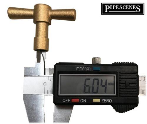3 x Lockshield Handle Key Pump Valve Stopcock Outside Garden Hose Union Bib Tap