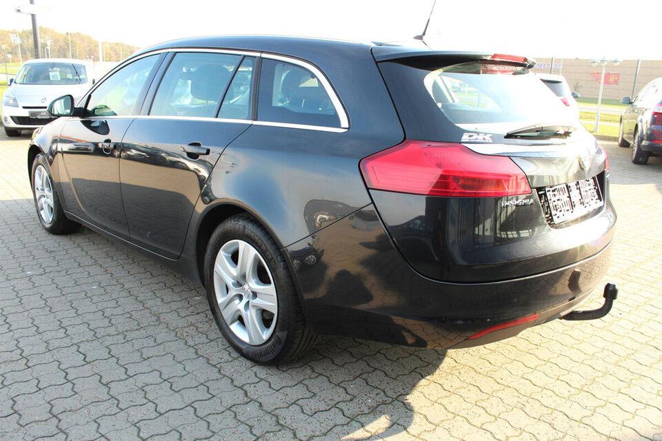 Opel Insignia 2,0 CDTi 130 Edition eco Diesel modelår 2012