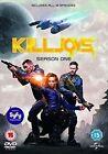 Killjoys Season 1 DVD 2016 Region 2