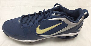 best sneakers 7a3f2 08eb1 Image is loading Nike-375764-411-Men-039-s-Shox-Fuse-