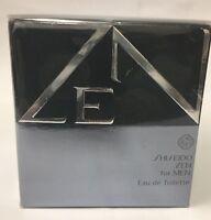 Zen By Shiseido 1.6oz/50ml Edt For Men Nib/sealed