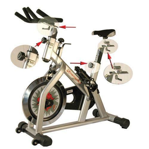 Fitnex Momentum Exercise Bike bike exercise fitnex momentum