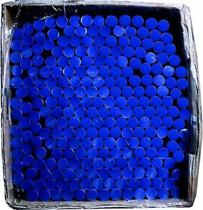 5-kg-Ausbeul-HEISSKLEBER-ca-250-Sticks-200x11-3mm-BLAU-Mittelhart-All-Weather