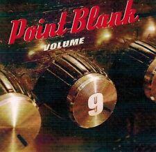 "Point Blank:  ""Volume 9""  (CD)"