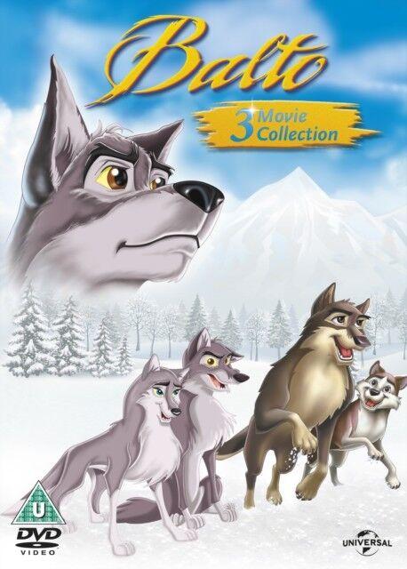 Balto 1 / 2 - Wolf Quest / 3 - Alas de Cambio DVD Nuevo (8301525)