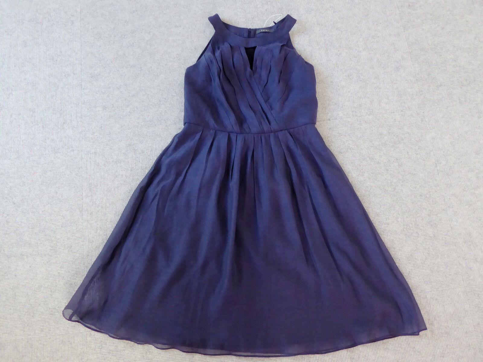 Esprit vestito LUXURY ELEGANTE TG. 40 NUOVO NUOVO NUOVO da9e3d