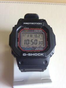 casio g shock men 39 s digital watch with resin strap gw m5610 1er ebay. Black Bedroom Furniture Sets. Home Design Ideas