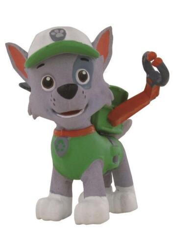 La Pat/' Patrouille figurine Rocky 5,5 cm Comansi figure Paw Patrol 99882