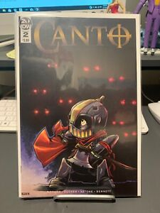 Canto #2 IDW 2019 First Print
