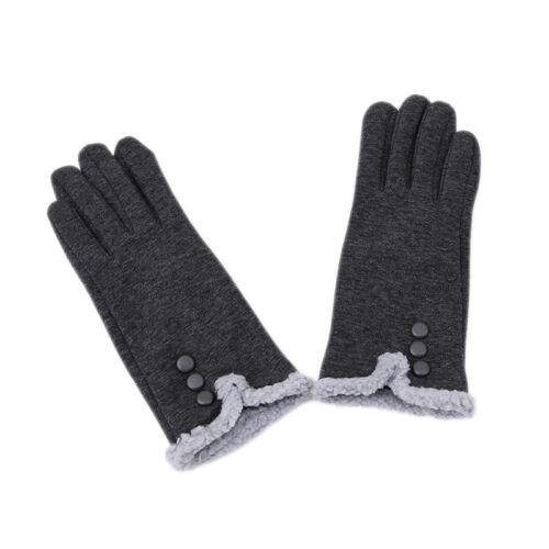 Fashion Women Winter Warm Gloves Females Ladies Girls Touch Screen Fashion Hot